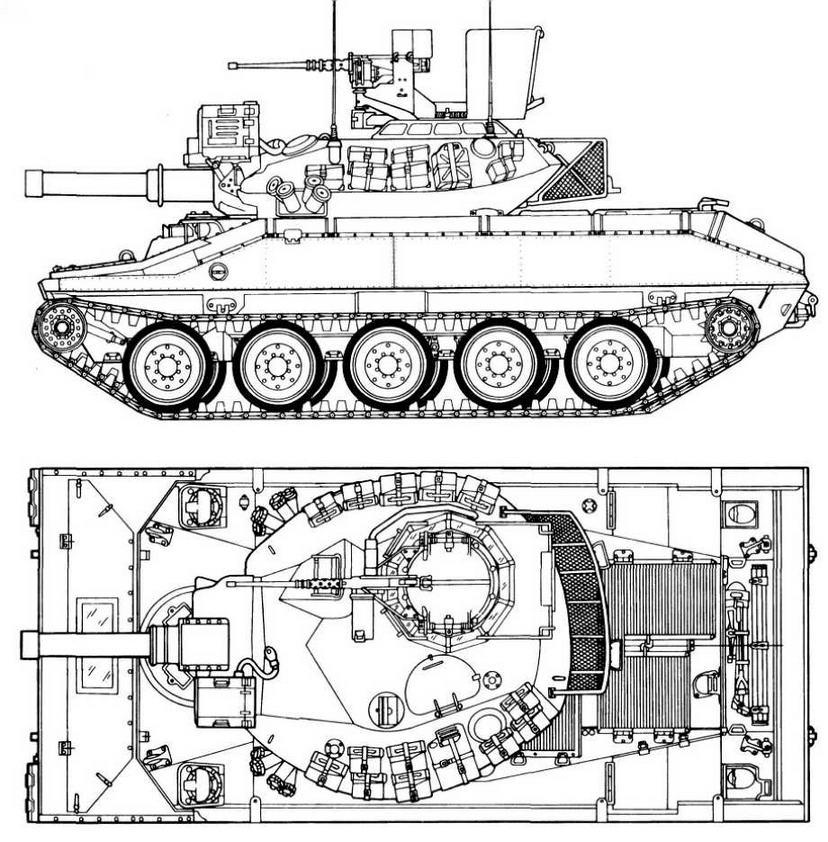 М551А