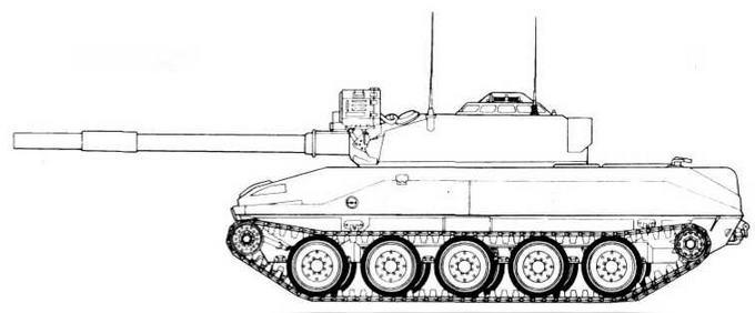 VISMOD Т-72