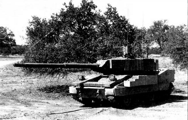 Легкий танк М8 с броневой защитой 3-го уровня