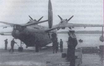 Самолет Бе-6 ВВС ТОФ, аэродром Суходол