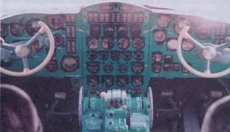 Приборная доска летчиков