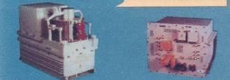 Антенна и электронные блоки РЛС «Морской змей»