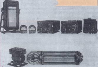 Комплект авиационного магнитометра АПМ-56