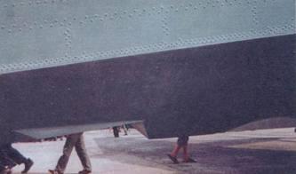 Второй редан лодки