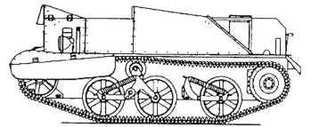 Bren Carrier Mk I
