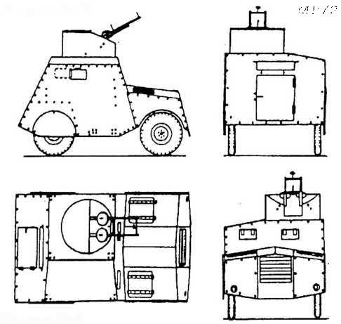 Beaverette III