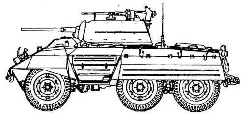 М8 Greyhound