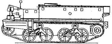 Windsor Carrier Mk I