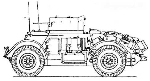 Staghound АА