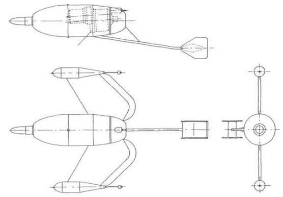 ПТУР X-7 «Rotkappchen» (Германия, 1944 г.)