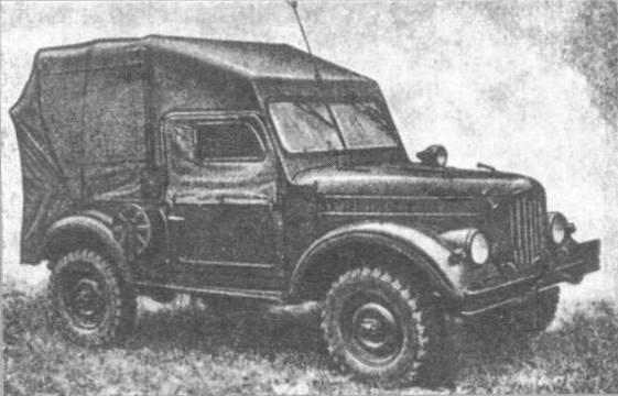 Боевая машина 2/726 комплекса «Шмель» в походном положении