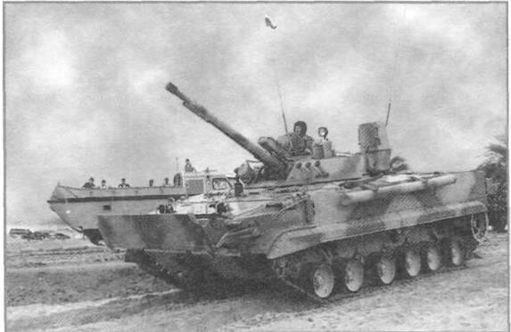 Комплекс управляемого вооружения БМП-3