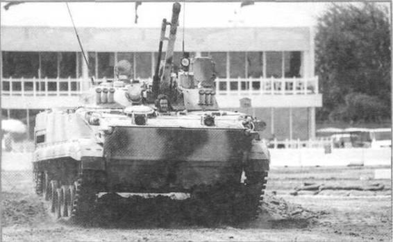 БМП-3 с комплексом вооружения 9К116-3
