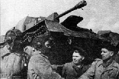 Доработанный вариант СУ-76М (СУ-12М). Лето 1943 г.