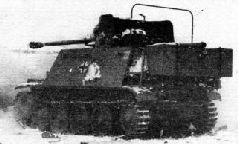 Серийный образец StuG 40 Aust F на фронте. 1943-1944 гг.