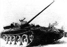 """САУ """"Уралмаш-1"""" с вооружением из 122-мм пушки Д-25-С (СУ-102). 1945 г."""