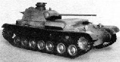 Интерьер танка А-44 с вооружением из 57-мм пушки. 1941 г.