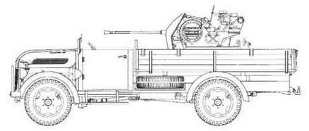 Следующий номер «Бронеколлекции» — монография «Полуторатонные грузовики Германии 1939—1945 гг.»