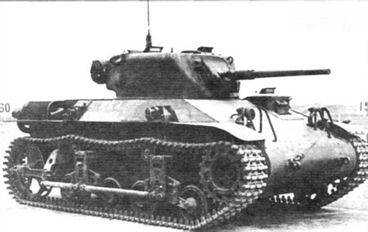 Авиадесантный легкий танк М22