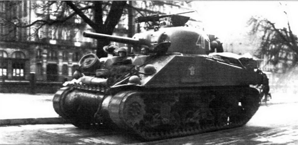 Бронетанковая техника Соединенных Штатов Америки 1939—1945