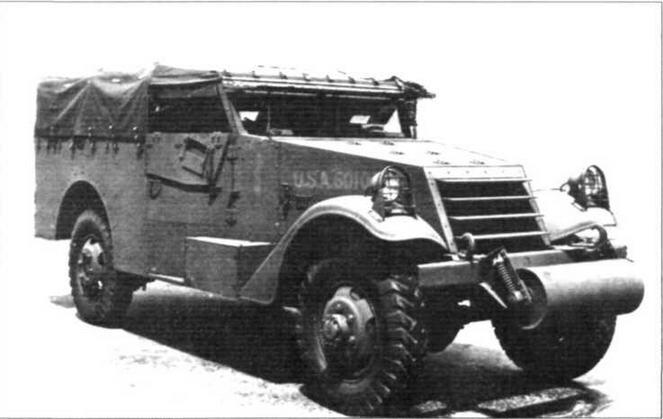 Бронеавтомобиль М3А1. Генерал Дж. Паттон предпочитал ездить на такой машине, а не на знаменитом «Виллисе»