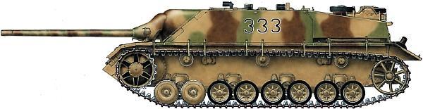 Panzer IV/70(V). 13-я <a href='https://arsenal-info.ru/b/book/1627328415/38' target='_self'>танковая дивизия</a>, Будапешт, январь 1945 года