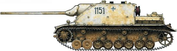Panzer IV'/70(A), подбитый советскими войсками в районе Кенигсберга. Март 1945 года