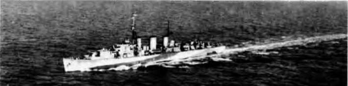 """Крейсер """"Аполло"""". Май 1943 г."""