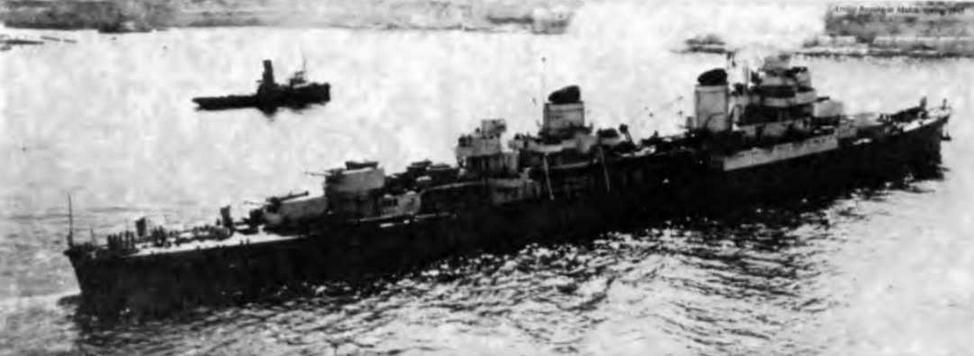"""""""Аттилиа Реголо"""" на Мальте. 1945 г."""