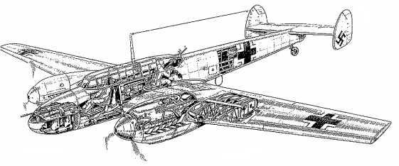Глава 5 Больше самолетов для люфтваффе