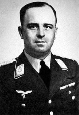 Авиационный командир 1 Йозеф Пунцерт