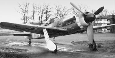 Самолет FW.190