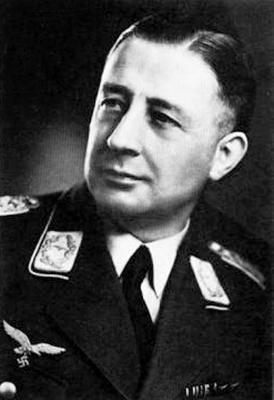 Командир 18-й авиаполевой дивизии Фриц Рейнсхаген