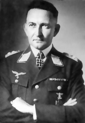 Генерал-полковник Ульрих Грауерт