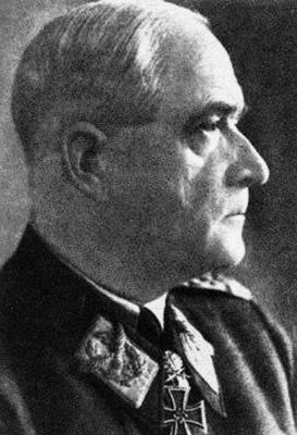 Последний генерал-фельдмаршал люфтваффе Роберт Риттер фон Грейм