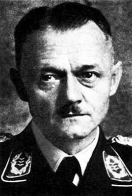 Начальник 2-го отдела Генштаба Гюнтер Виланд