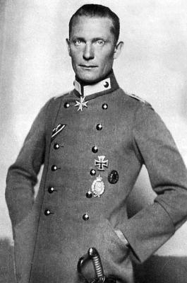 Герой 1-й мировой войны – капитан Герман Геринг с орденом Pour le M?rite на шее