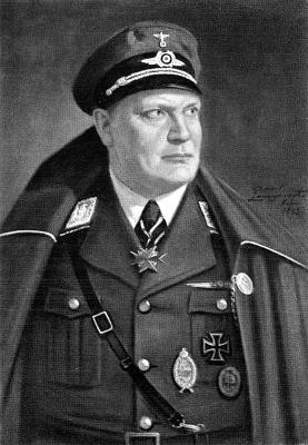 Создатель военно-воздушных сил Германии