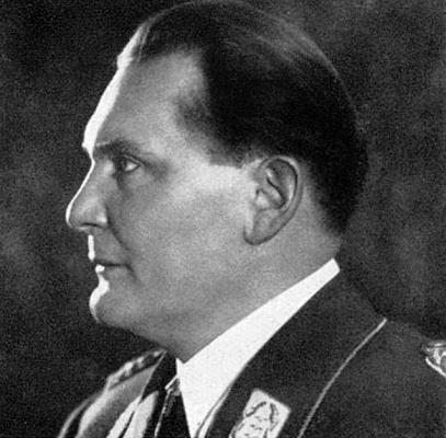 Рейхсмаршал Герман Геринг