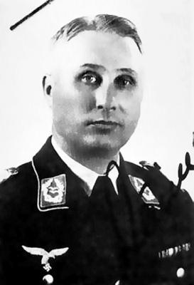 Курт Бертрам фон Дёринг