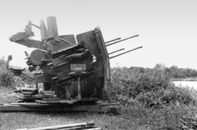 20-мм зенитное орудие Flak38