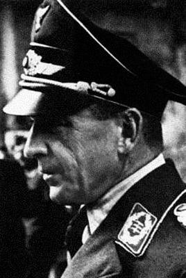 Командир зенитной бригады «Фейт» Карл Фейт