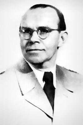 Командир 31-й зенитной дивизии генерал-майор Герберт Гизе