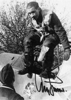 Самый известный инспектор Третьего рейха – инспектор истребительной авиации Адольф Галланд