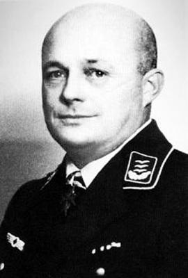 Командир истребительной авиации З Ганс Клейн
