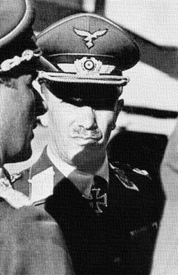 Глава Командованиягруппы ВВС «Австрия» Александр Лёр