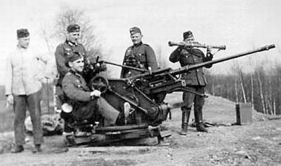 37-мм зенитное орудие Flak 18
