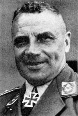 Командир 18-й зенитной дивизии Рихард Рейнман