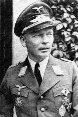 Барон Вольфрам фон Рихтгофен