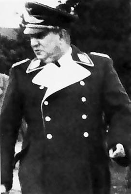 Командир 7-й авиаполевой дивизии генерал-майор барон Вольф фон Бидерман